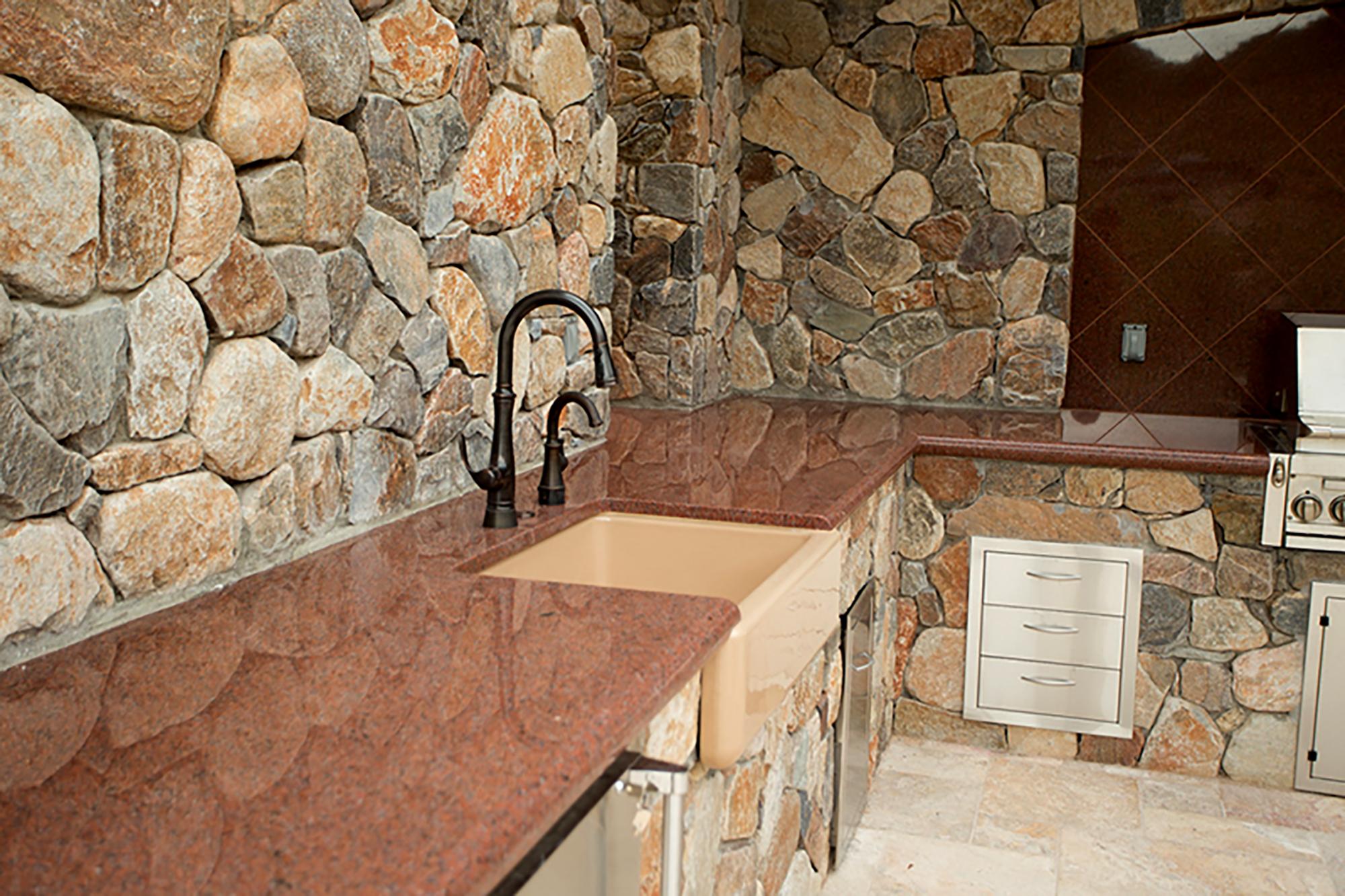 Granite BBQ countertops Phoenix AZ