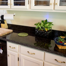 Granite counter top Golden Ubatuba