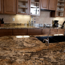 Arizona Granite Solarius Kitchen countertops Phoenix AZ