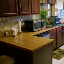 Granite counter top make over Granite countertops Phoenix