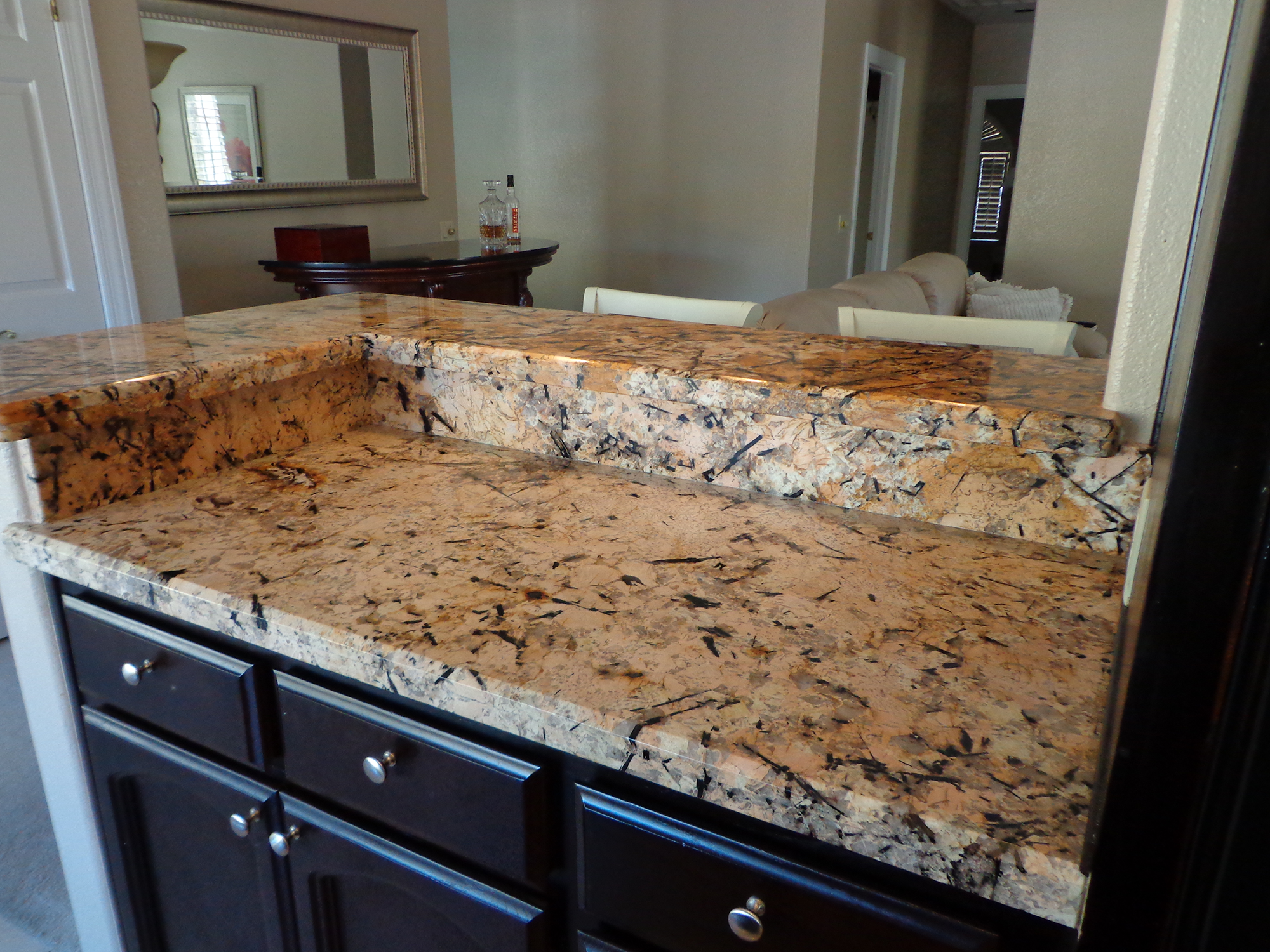 granite countertops installation