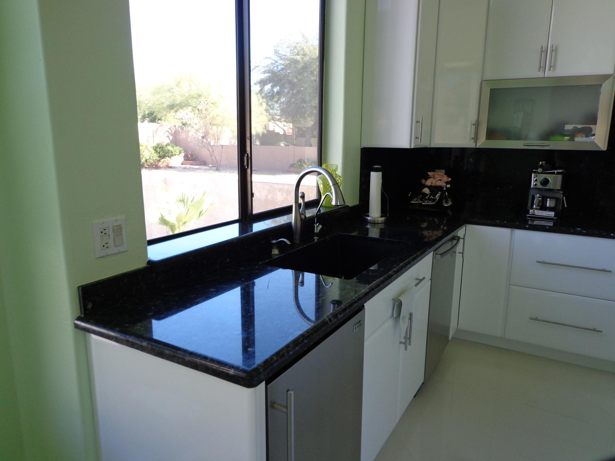 granite counter installer