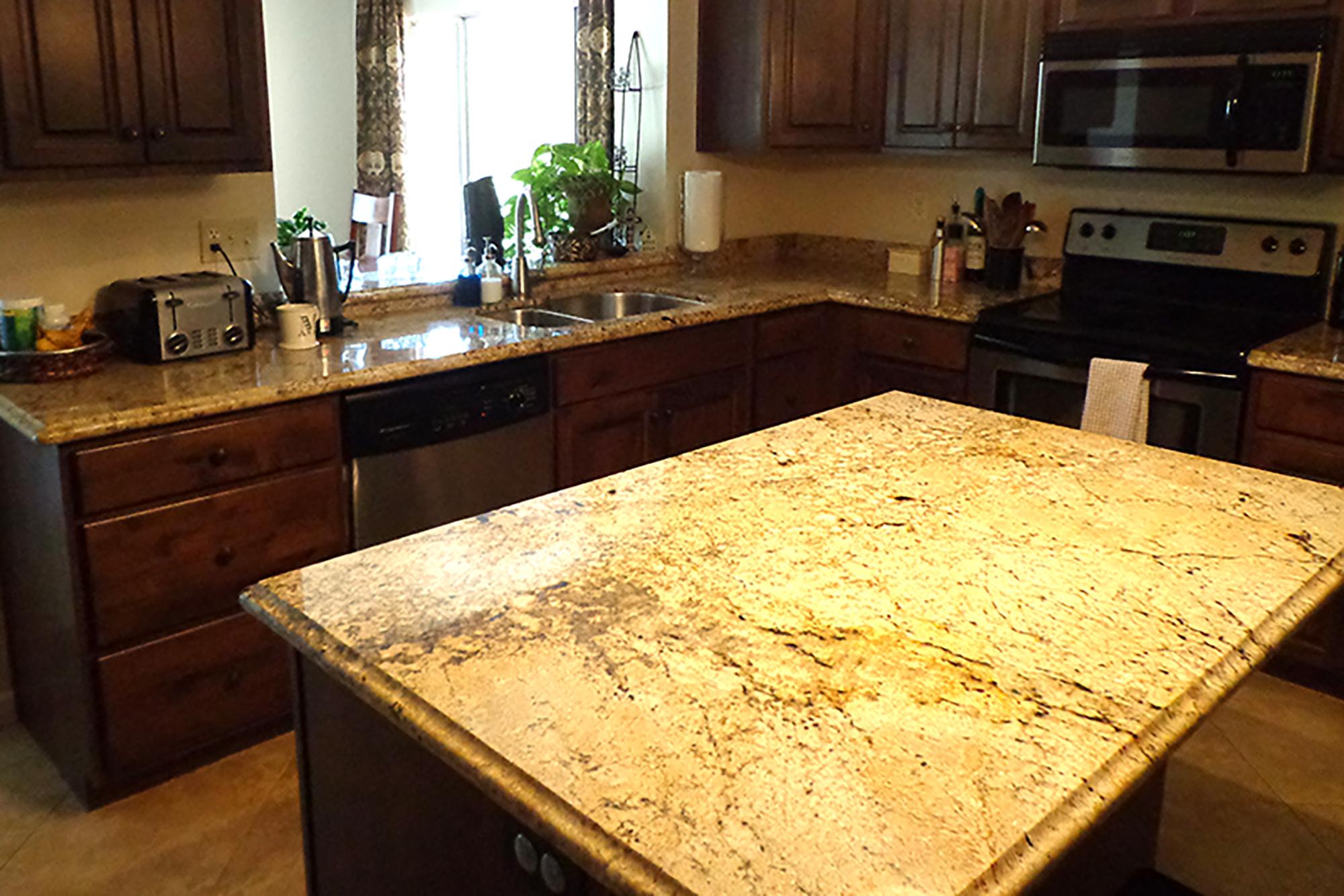 sample granite colors