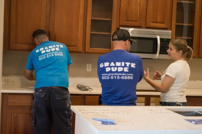 granite counter tops phoenix