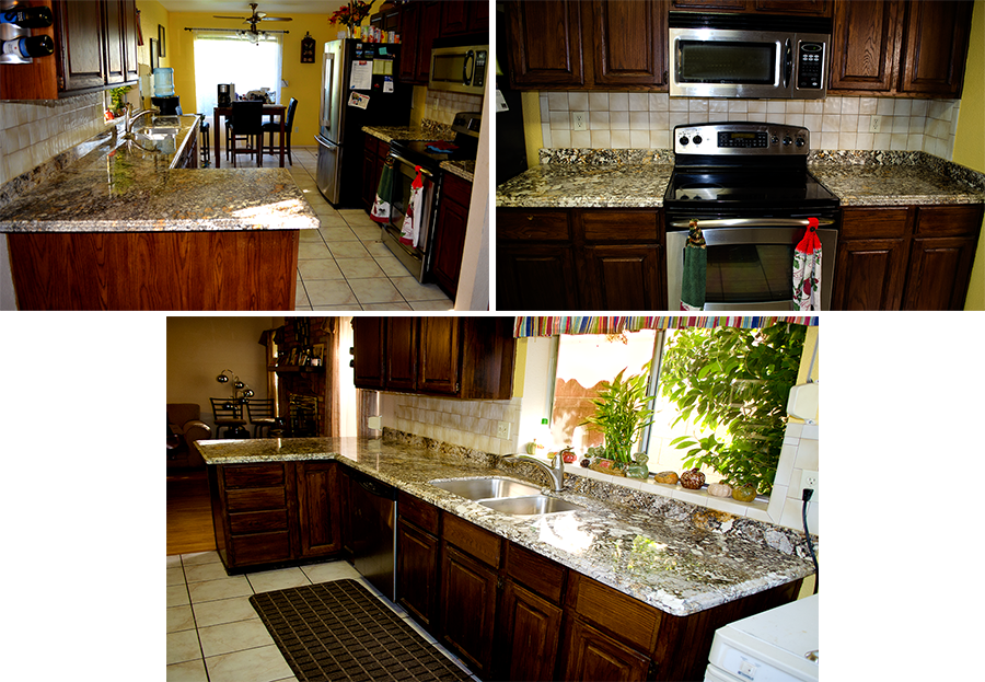 Granite Kitchen Counter Top Phoenix AZ